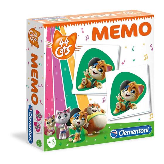 Memo 44 Gatti 18049 Clementoni - 2
