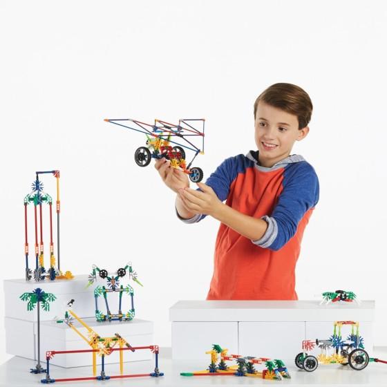 K'nex Builder Basics Grandi Giochi - 1