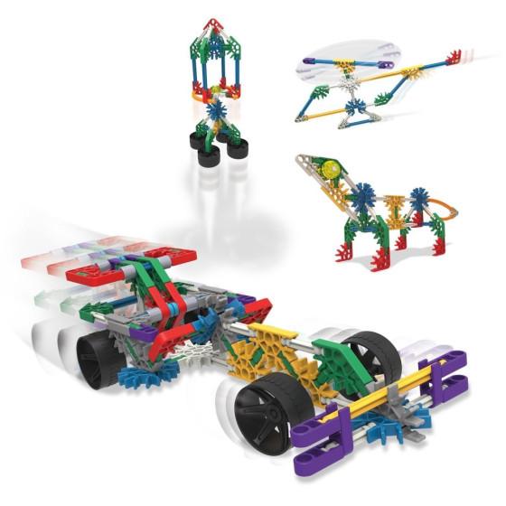 K'nex 10 Model Fun Grandi Giochi - 1