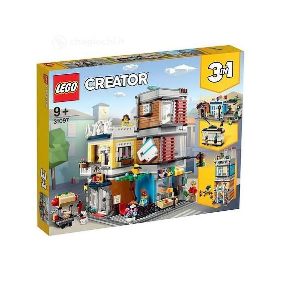 Lego Creator 31097 Negozio di Animali e Caffè Lego - 1