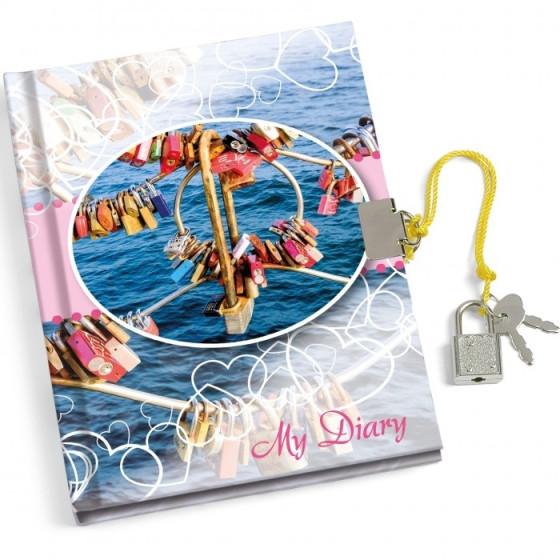 Lebez 80753 - Diario Segreto My Diary - Fantasie Ass - 13x18cm Labez Spa - 6