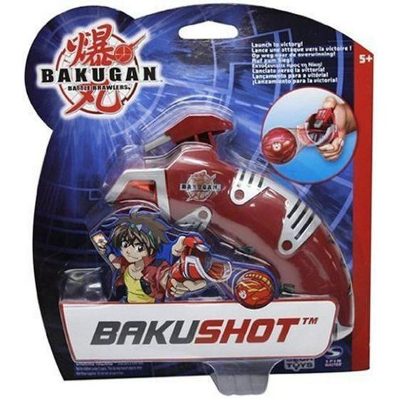 Bakugan: Battle Brawlers Bakushot Lanciatore Bakugan Ufficiale Colori Assortiti Spin Master - 1
