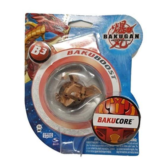 Spin Master Bakugan Baku Booster Pack 6 Core Ass.1 Originale - 1