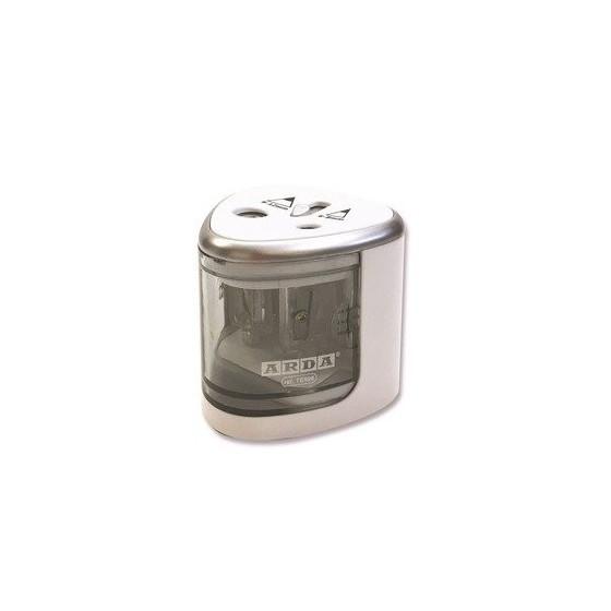 Temperamatite Elettrico con contenitore a Doppio Foro Arda - 1