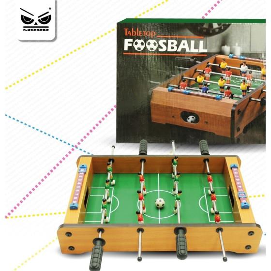 Mood ST3503 - Calcio Balilla da tavolo Mood - 1