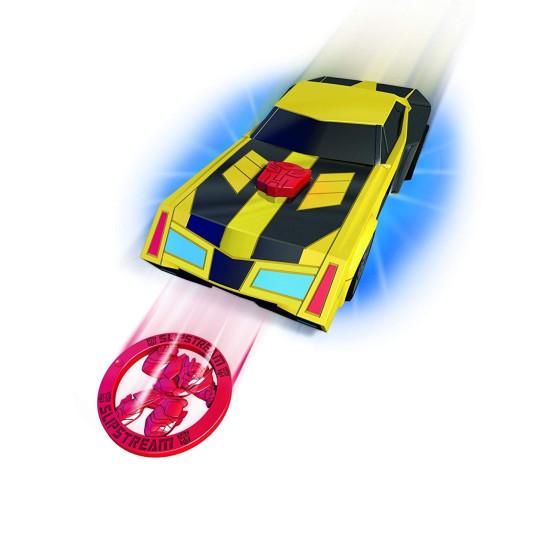 Transformers Mini-con Deployers Lancia-Dischi Bumblebee, 20 cm Simba - 2