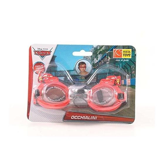 Occhialini Piscina Ufficiali Cars Festa Toys - 1