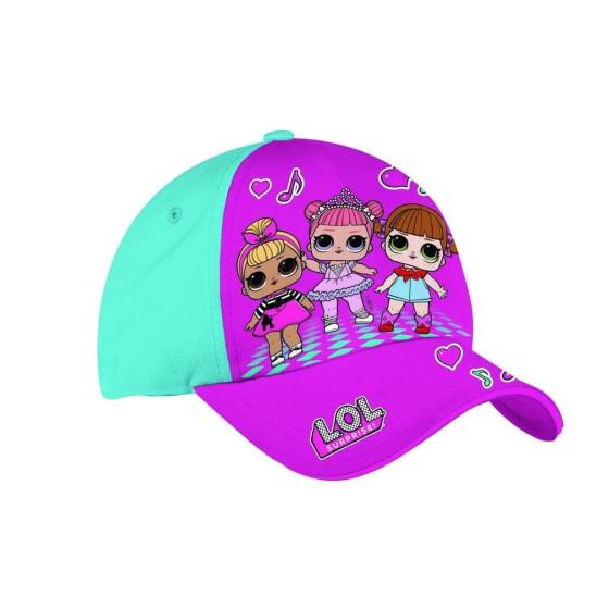 Cappello da Sole Ufficiale con Visiera Originale LOL Surprise 99191  Coriex - 1