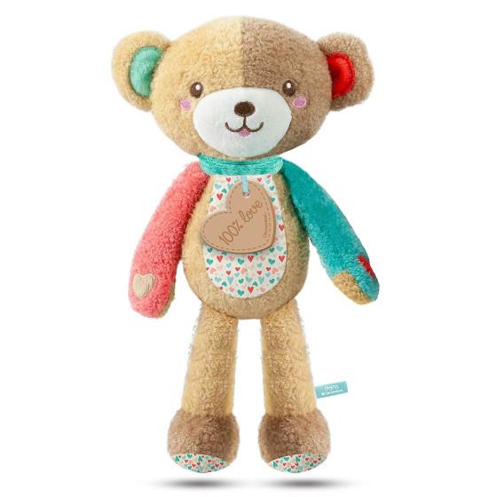 Love Me Bear Il Mio Primo Peluche 17267 Clementoni - 1