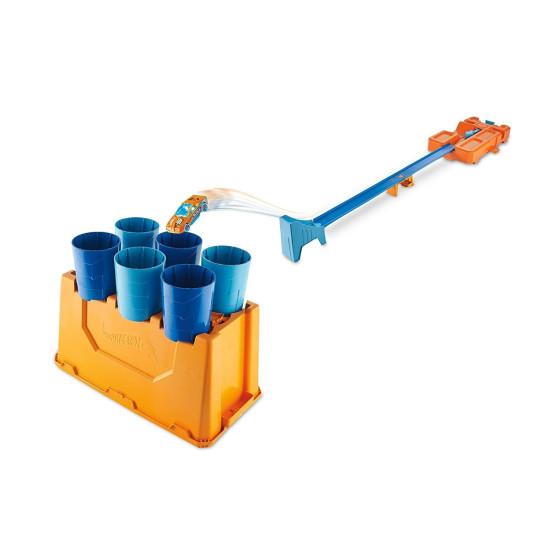 Hot Wheels Track Builder Set Bersaglio GFC91 Mattel - 3