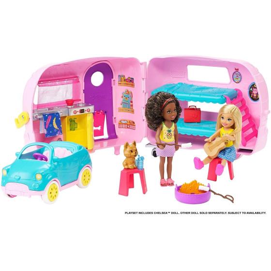 Barbie Camper di Chelsea FXG90 Mattel - 5