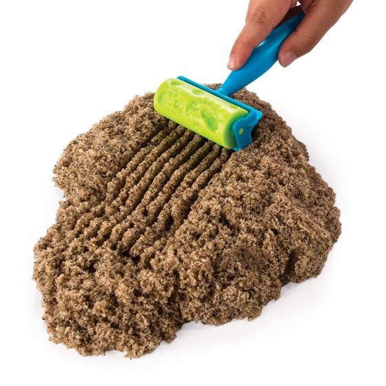 Kinetic Sand Sabbia Magica Kit Mare Spiaggia con Accessori Colori Assortiti 6037424 Spin Master - 5