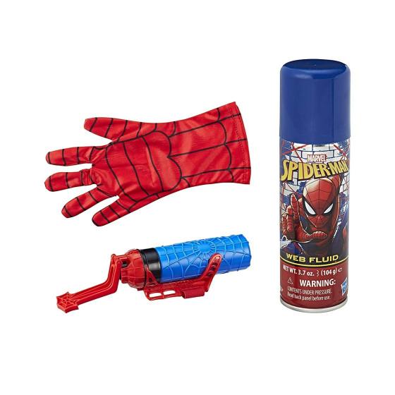 Marvel Avengers Spiderman Guanto Spara Acqua Ragnatela 2 in 1 Hasbro Marvel Avengers - 3