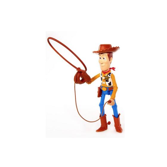Toy Story Personaggio Woody Lancio del Lazo Y4569 Mattel - 2
