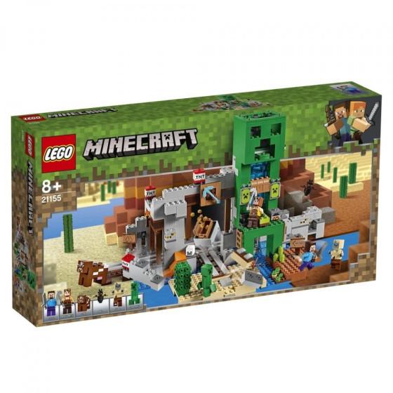 Lego Minecraft 21155 La Miniera del Creeper Lego - 2