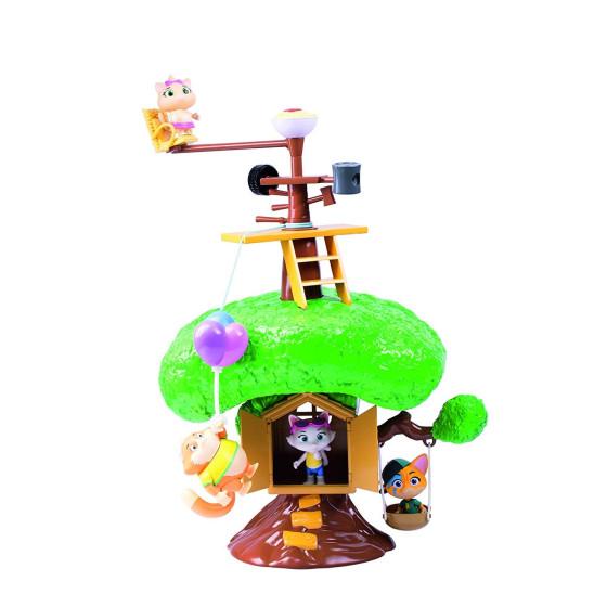 44 Gatti Playset La Casa Sull' Albero Simba - 1