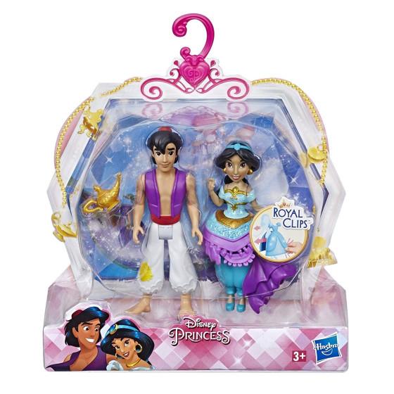 Disney Princess - Set Aladdin e Jasmine Hasbro European Trading Bv - 2
