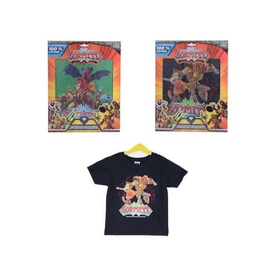 Gormiti Maglietta T-Shirt 5-6 anni Giochi Preziosi - 1