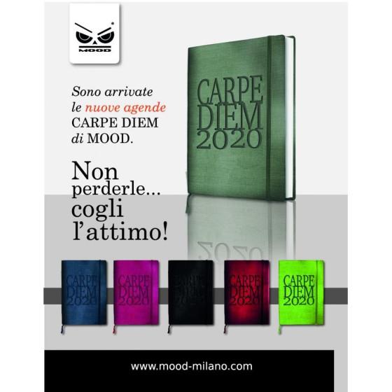 Mood CB011 - Agenda Misura XL Carpe Diem 2020 - Colori ass Mood - 1