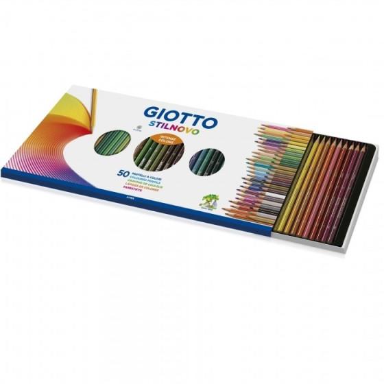 Giotto 257300 - Giotto Stilnovo - Scatola 50 pz Fila - 1