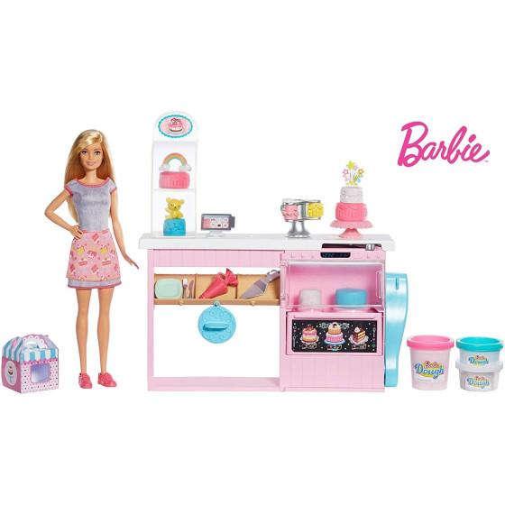 Barbie GFP59 Playset Pasticceria Mattel - 2