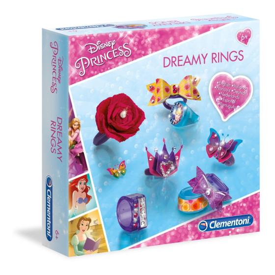 Disney Princess Anelli da sogno 15229 Clementoni - 2