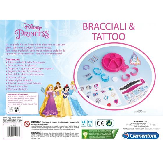 Bracciali e Tattoo Principesse Disney 15251 Clementoni - 3