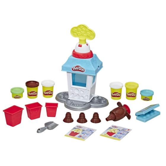 Play-Doh - Popcorn Party Set 6 vasetti di pasta da modellare Hasbro European Trading Bv - 10