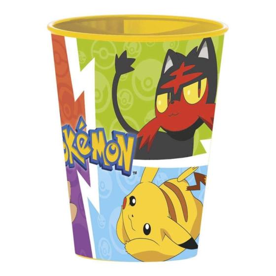Bicchiere Pokemon 260 ml Stor - 1