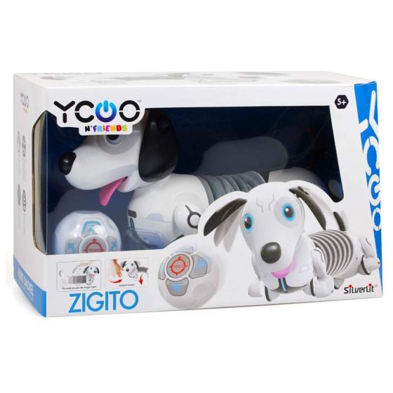 Zigito Cane Robot Rocco Giocattoli - 6