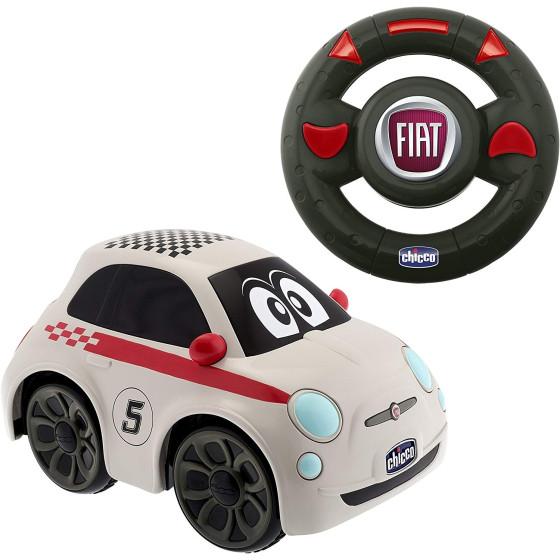 Fiat 500 Radiocomandata 07275 Chicco - 5