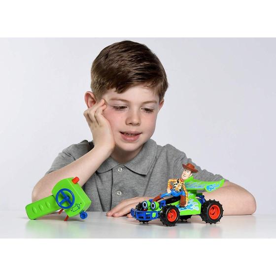 Toy story 4 Buzz Woody e Buggy Scala 1:24 Radiocomandato Schneider - 3