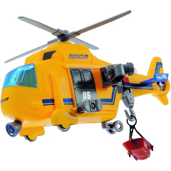 Elicottero di Salvataggio Rescue Team 05 Giallo Simba - 2