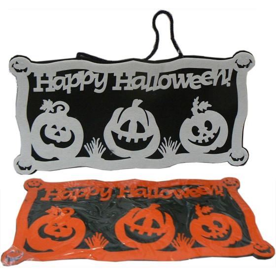 Halloween Dietroporta decorazione 50x25 Colori Assortiti Due Esse Distribuzioni - 1