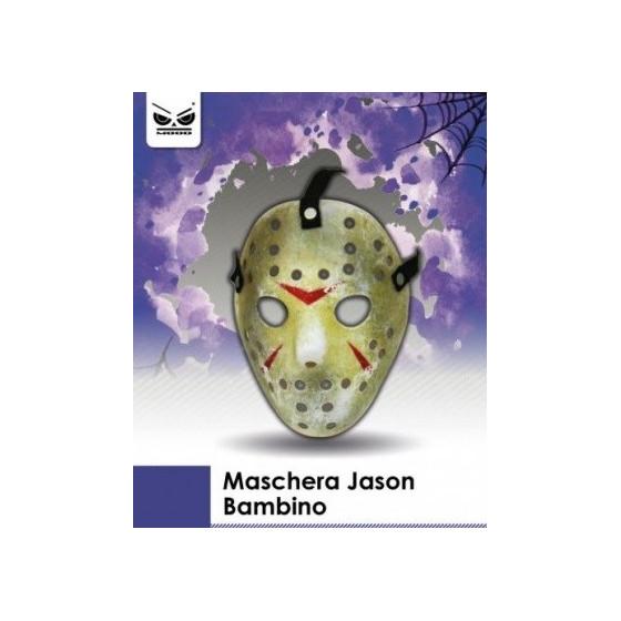 Halloween Maschera Jason Bambino Mood - 1