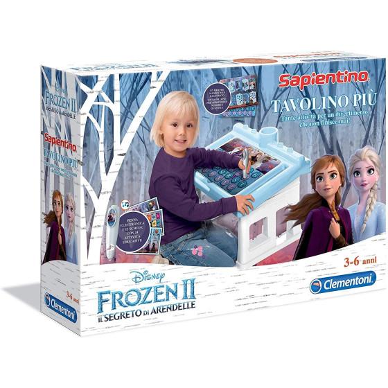 Sapientino Tavolino più Frozen 2 Clementoni - 1