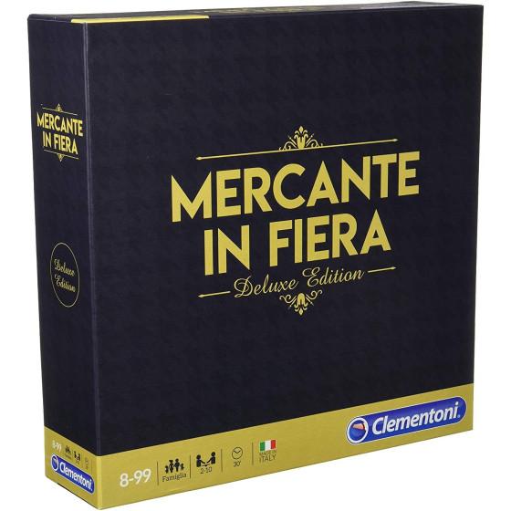 Gioco da tavolo mercante in fiera deluxe edition Clementoni - 1
