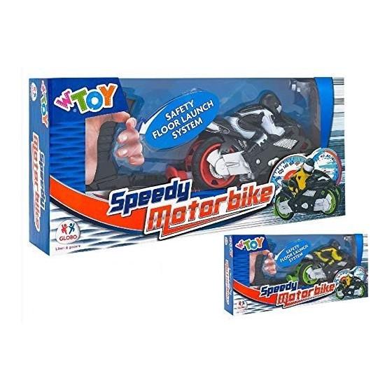 Moto Superbike con Lanciatore Globo - 1