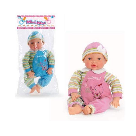 Baby Mio Baby Mia 48cm Modelli Assortiti Migliorati - 1