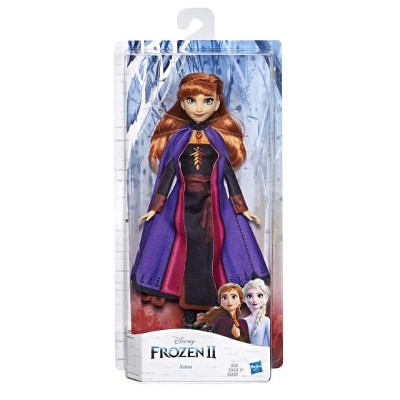 Frozen 2 Bambola Anna fashion doll Hasbro - 2
