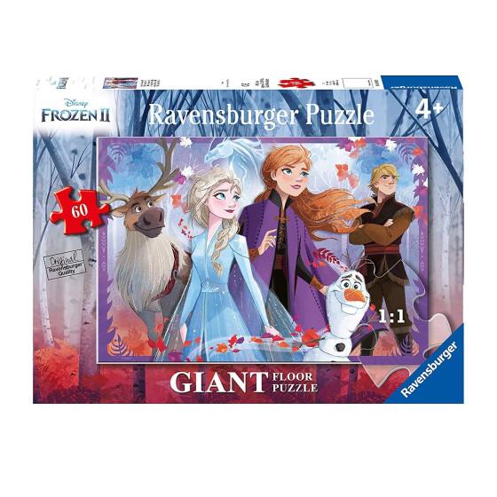 Puzzle Disney Frozen 2 Il Segreto Di Arendelle 60 Pezzi 03037 Ravensburger - 1
