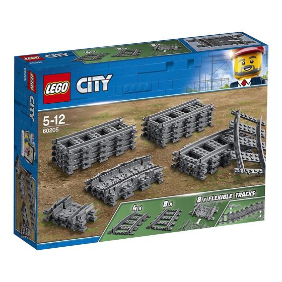 Lego City 60205 Binari Lego - 3