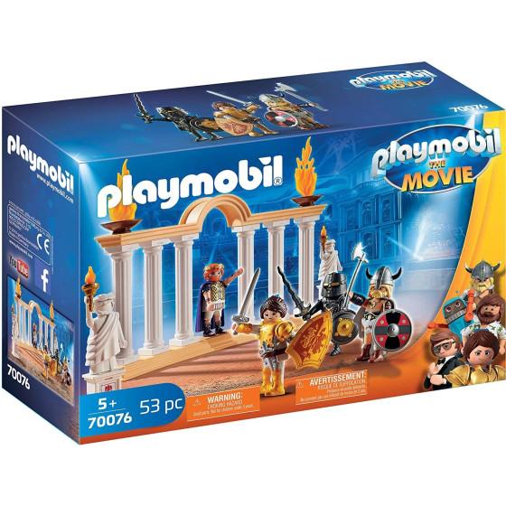 Playmobil The Movie 70076 Imperatore Maximus nel Colosseo - 5