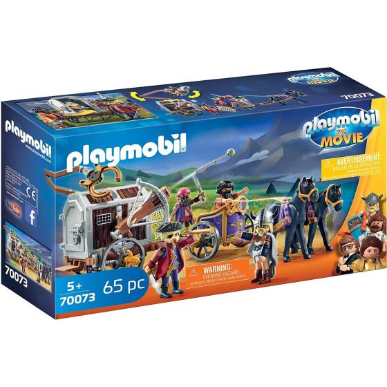 Playmobil The Movie 70073 Charlie Con Carro Prigione Playmobil - 7