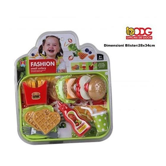 Set Fast Food ODG - 1