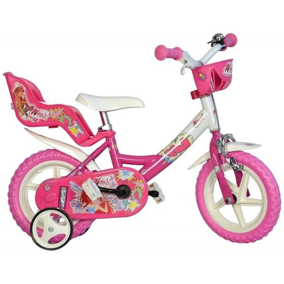 Bicicletta Winx 12'' Dino Bikes - 1