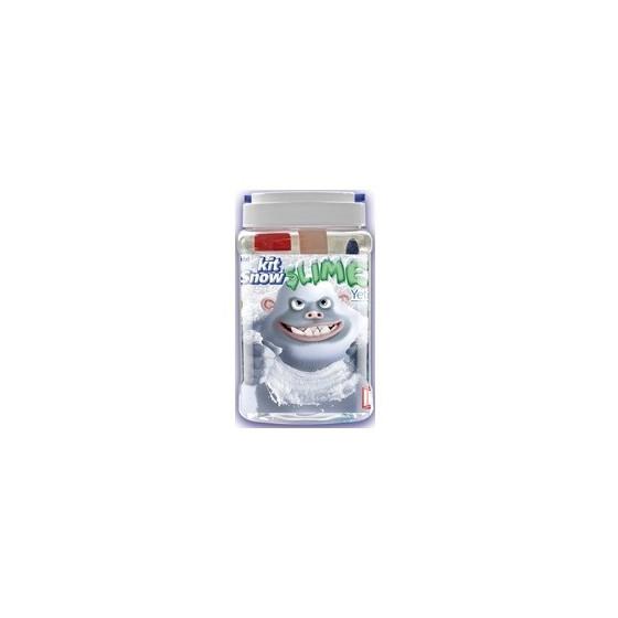 Kit Slime Snow Yeti Instant - 1