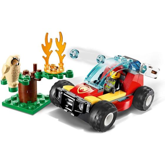 Lego City 60247 Incendio nella Foresta Lego - 4