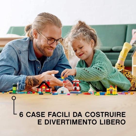 Lego Classic 11008 Mattoncini e Case Lego - 4