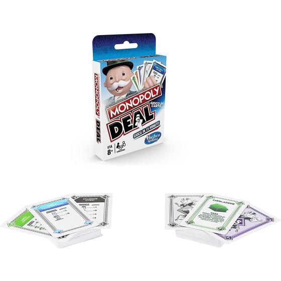 Monopoly Deal Hasbro - 3